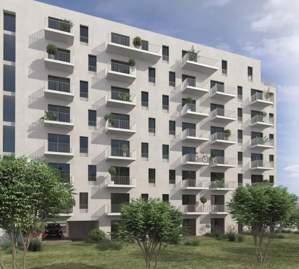 Rigó III lakópark