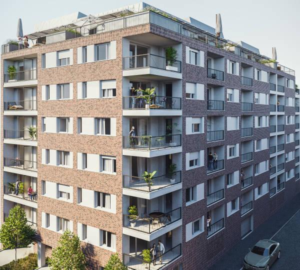 Sobieski 2-4. Ökoház