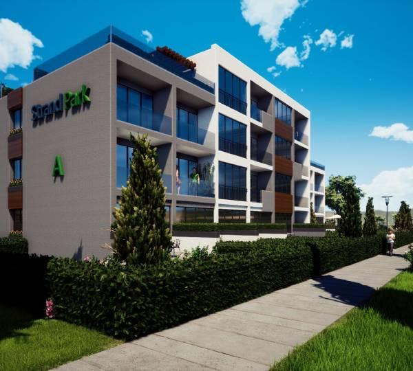StrandPark DeLuxe ( III. Ütem )