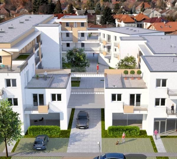 Csabaliget Center és Apartmanház