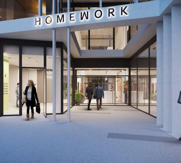 Margaret Terraces by HomeWork