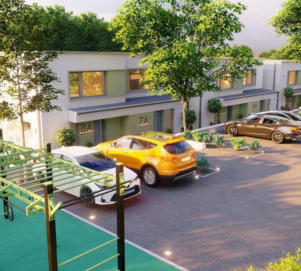 GreenGate Lakópark