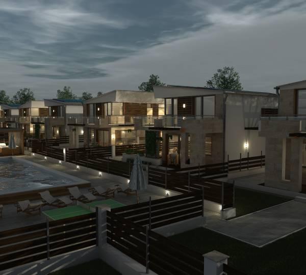Homelake Luxury Resort Siófok