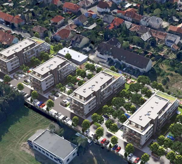 Mira Garden Lakópark III.